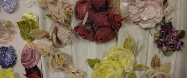 Artificial Flowers from the 18th century – Part 1