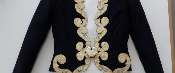 Elsa Schiaparelli dress and jacket